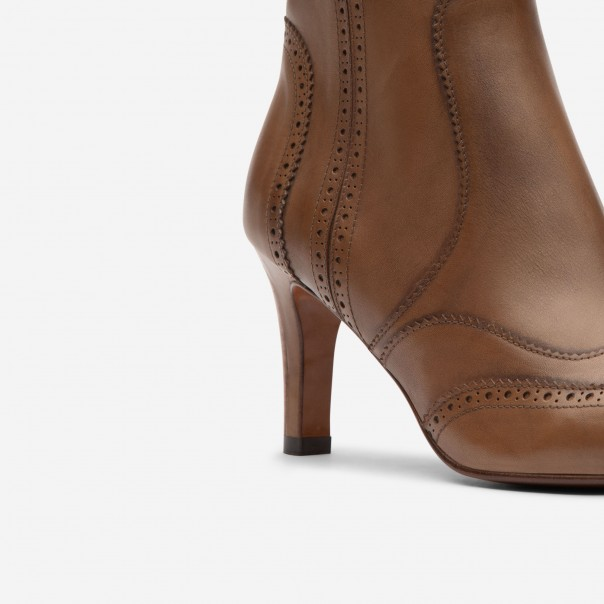MIDDLE HEEL ANKLE BOOT